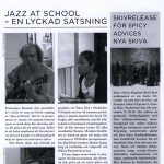 Jazz at School recension Jazzpulsen